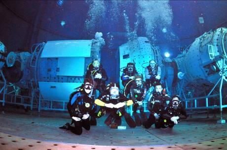 Дайвинг клуб Навионик. Обучение подводному плаванию в Нижнем Новгороде.