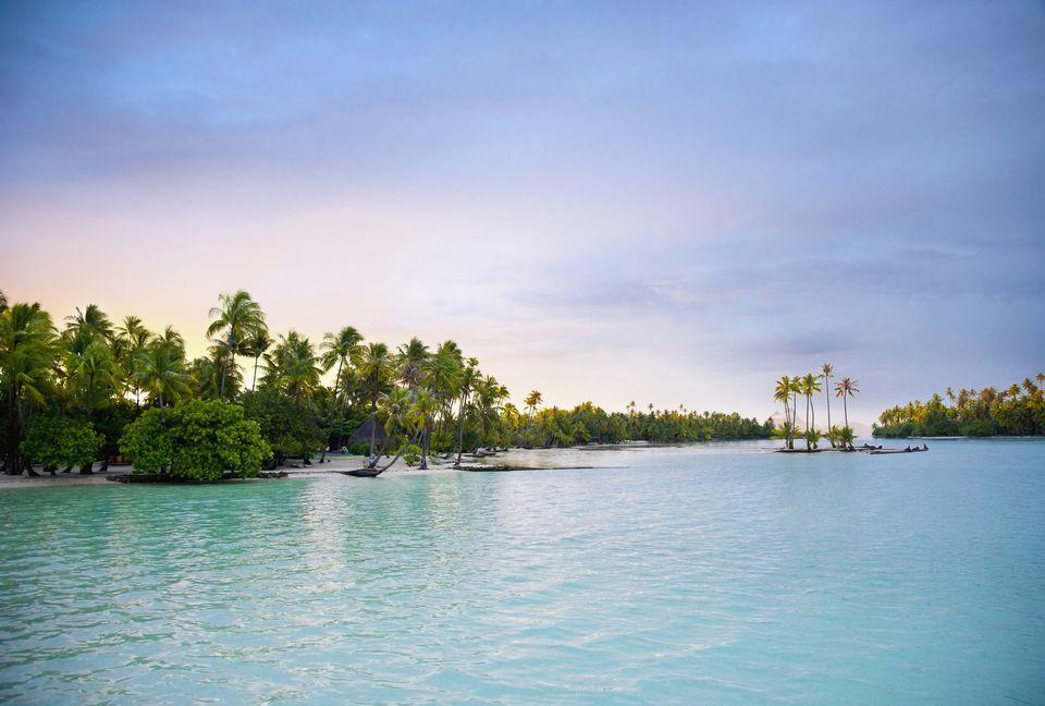 Дайвинг в Полинезии